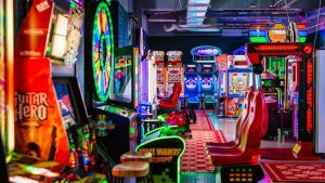 B Lucky & Sons and Strike Bowling announce new gaming arcade for Perth's Forrest Chase