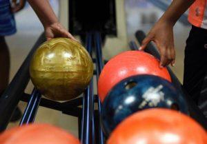 Pins fly at bowling camp