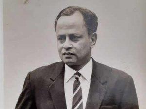 Nandu Natekar, badminton's Ratna, no more