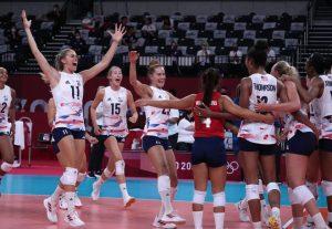 Olympic volleyball: Needing a sparkle, Team USA goes to Penn graduate Annie Drews versus Turkey