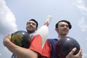 Bowling Brothers: Two Lutheran High School understudies have bowling victories