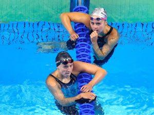 Santa Margarita High School Swimmer Makes Good At Tokyo Olympics