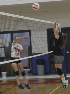 Crossroads completes successful week-long volleyball session