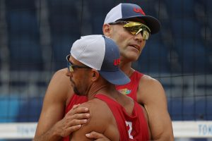 It's Like High School Dating': Beach Volleyball Partners Are the Best at Breaking Up