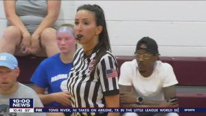 After cancer battle, woman becomes one of Camden County's top high school basketball refs