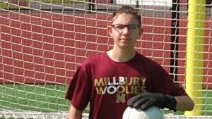 Grazulis steps up when counted on for Millbury High boys soccer
