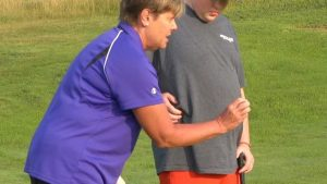 Glenrock High School tees off for the first time