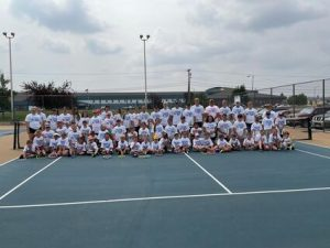 After a state title, momentum builds with the return of the Havre Tennis Camp